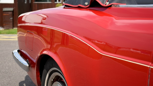 1968 Rolls-Royce Silver Shadow Drophead Coupé by Mulliner Park Ward For Sale (picture 78 of 159)