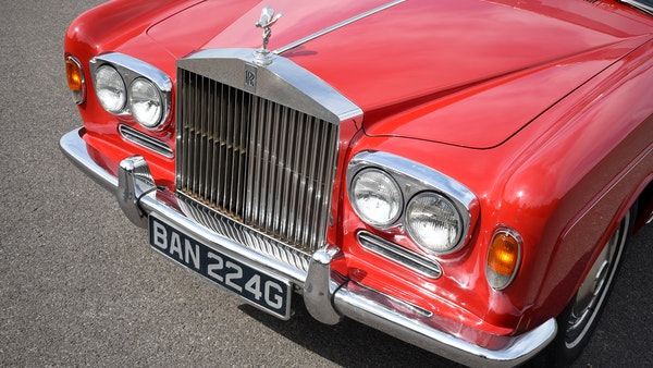 1968 Rolls-Royce Silver Shadow Drophead Coupé by Mulliner Park Ward For Sale (picture 69 of 159)