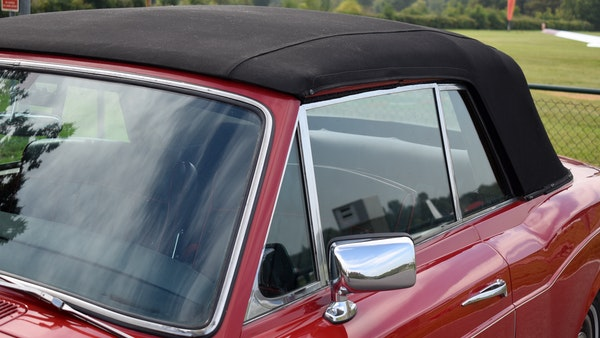 1968 Rolls-Royce Silver Shadow Drophead Coupé by Mulliner Park Ward For Sale (picture 99 of 159)