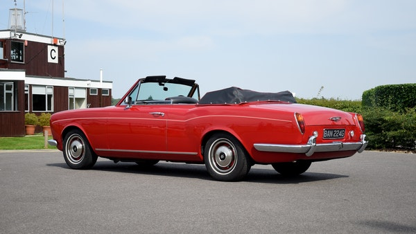 1968 Rolls-Royce Silver Shadow Drophead Coupé by Mulliner Park Ward For Sale (picture 17 of 159)