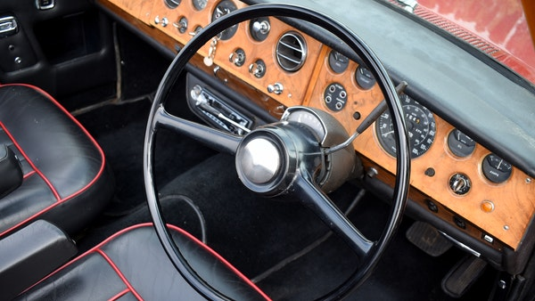 1968 Rolls-Royce Silver Shadow Drophead Coupé by Mulliner Park Ward For Sale (picture 59 of 159)