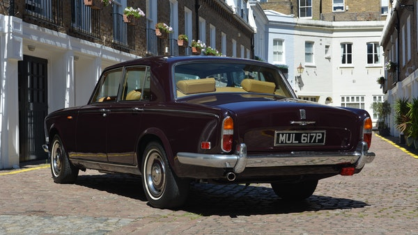 1976 Rolls-Royce Silver Shadow For Sale (picture 17 of 161)