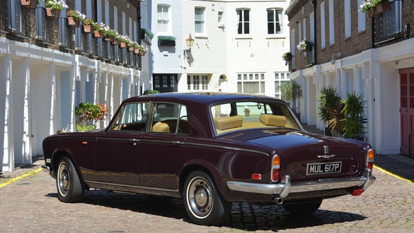 1976 Rolls-Royce Silver Shadow For Sale (picture 12 of 161)