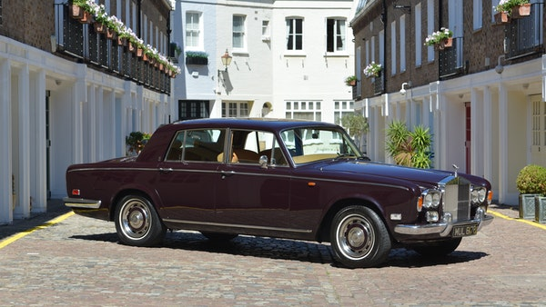 1976 Rolls-Royce Silver Shadow For Sale (picture 1 of 161)