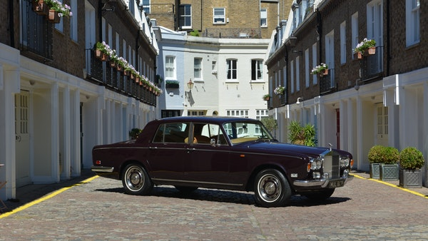 1976 Rolls-Royce Silver Shadow For Sale (picture 7 of 161)