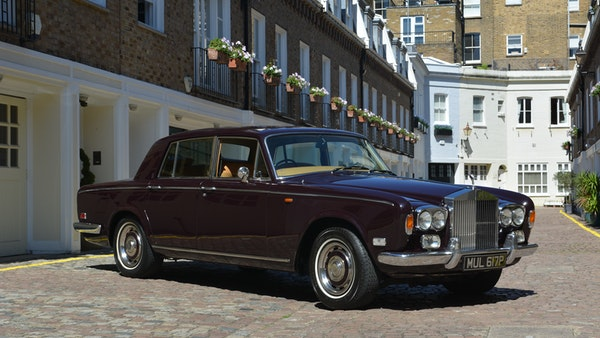 1976 Rolls-Royce Silver Shadow For Sale (picture 29 of 161)