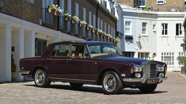 1976 Rolls-Royce Silver Shadow For Sale (picture 9 of 161)