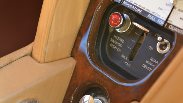 1976 Rolls-Royce Silver Shadow For Sale (picture 80 of 161)