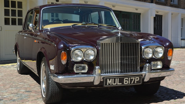 1976 Rolls-Royce Silver Shadow For Sale (picture 25 of 161)