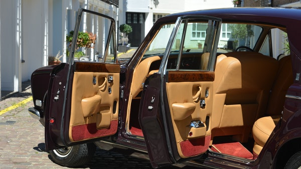 1976 Rolls-Royce Silver Shadow For Sale (picture 83 of 161)