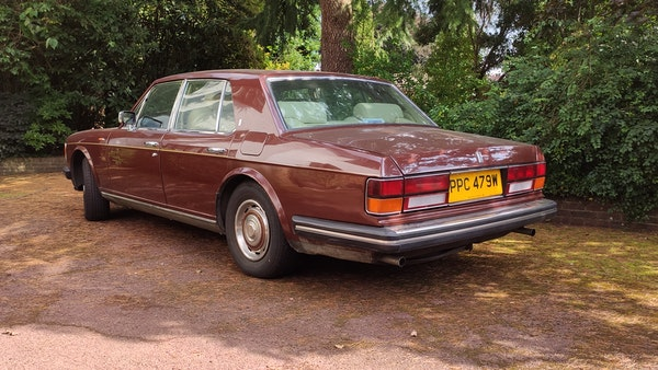 1981 Rolls Royce Silver Spirit For Sale (picture 15 of 147)