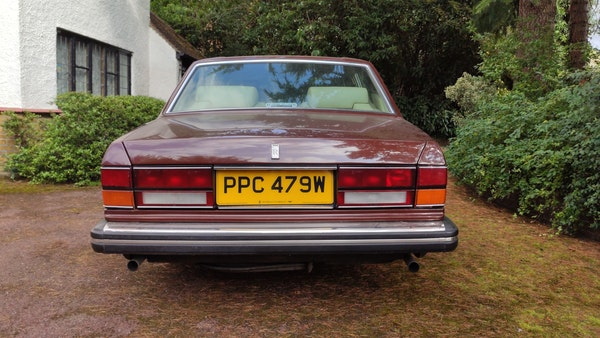 1981 Rolls Royce Silver Spirit For Sale (picture 18 of 147)