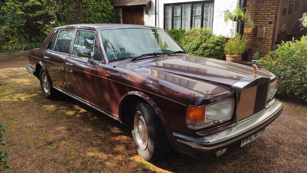 1981 Rolls Royce Silver Spirit For Sale (picture 4 of 147)