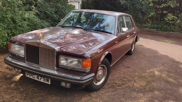 1981 Rolls Royce Silver Spirit For Sale (picture 1 of 147)