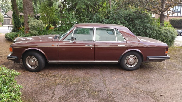 1981 Rolls Royce Silver Spirit For Sale (picture 16 of 147)