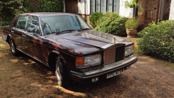 1981 Rolls Royce Silver Spirit For Sale (picture 11 of 147)