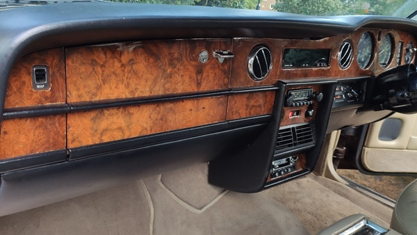 1981 Rolls Royce Silver Spirit For Sale (picture 33 of 147)