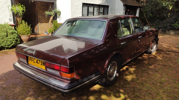 1981 Rolls Royce Silver Spirit For Sale (picture 19 of 147)