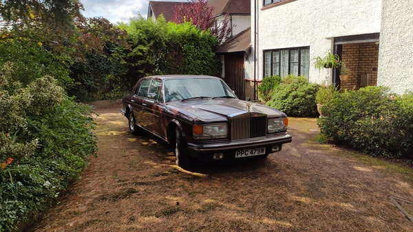 1981 Rolls Royce Silver Spirit For Sale (picture 8 of 147)
