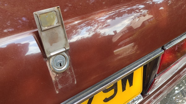 1981 Rolls Royce Silver Spirit For Sale (picture 51 of 147)