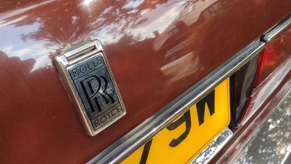 1981 Rolls Royce Silver Spirit For Sale (picture 50 of 147)