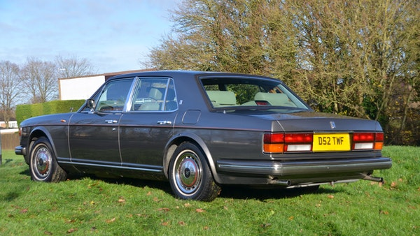 1986 Rolls-Royce Silver Spirit For Sale (picture 4 of 121)