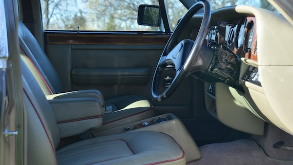 1986 Rolls-Royce Silver Spirit For Sale (picture 17 of 121)