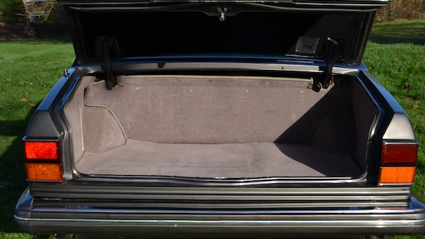 1986 Rolls-Royce Silver Spirit For Sale (picture 82 of 121)