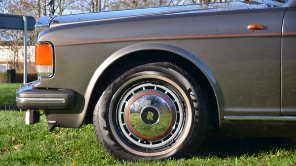 1986 Rolls-Royce Silver Spirit For Sale (picture 14 of 121)