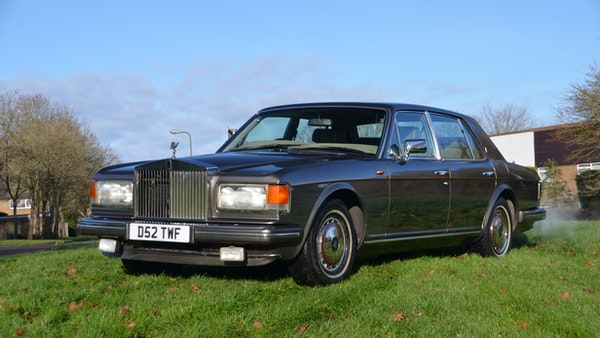 1986 Rolls-Royce Silver Spirit For Sale (picture 6 of 121)