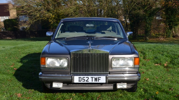 1986 Rolls-Royce Silver Spirit For Sale (picture 3 of 121)