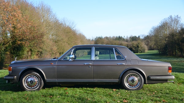 1986 Rolls-Royce Silver Spirit For Sale (picture 12 of 121)