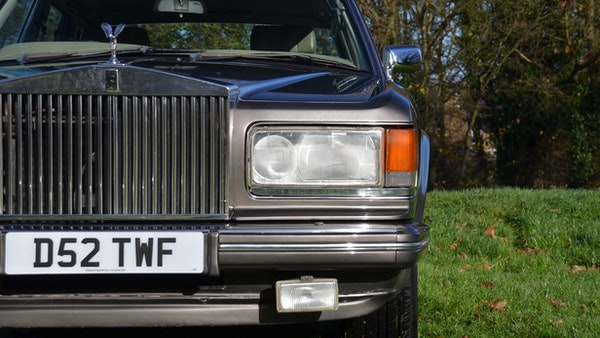 1986 Rolls-Royce Silver Spirit For Sale (picture 59 of 121)