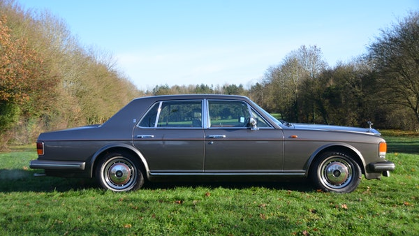 1986 Rolls-Royce Silver Spirit For Sale (picture 7 of 121)
