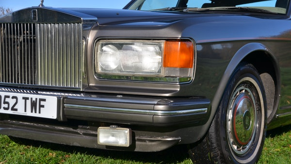 1986 Rolls-Royce Silver Spirit For Sale (picture 61 of 121)