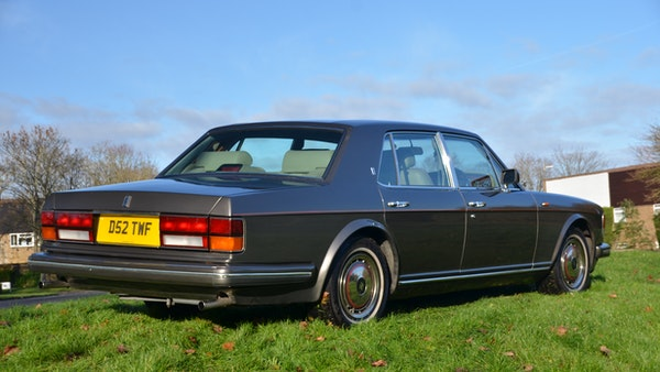 1986 Rolls-Royce Silver Spirit For Sale (picture 5 of 121)