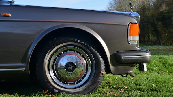 1986 Rolls-Royce Silver Spirit For Sale (picture 13 of 121)