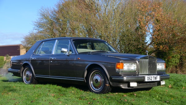 1986 Rolls-Royce Silver Spirit For Sale (picture 1 of 121)