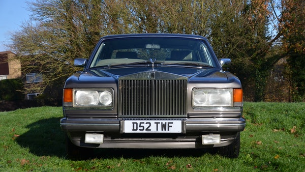 1986 Rolls-Royce Silver Spirit For Sale (picture 11 of 121)