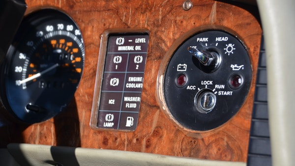 1986 Rolls-Royce Silver Spirit For Sale (picture 26 of 121)