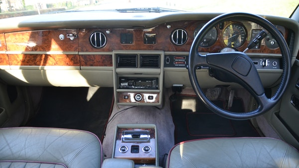 1986 Rolls-Royce Silver Spirit For Sale (picture 22 of 121)