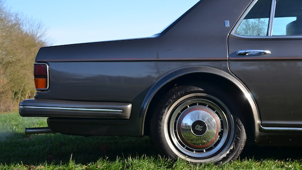 1986 Rolls-Royce Silver Spirit For Sale (picture 16 of 121)