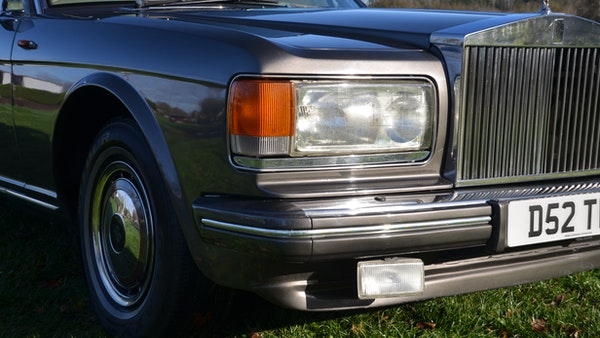 1986 Rolls-Royce Silver Spirit For Sale (picture 60 of 121)