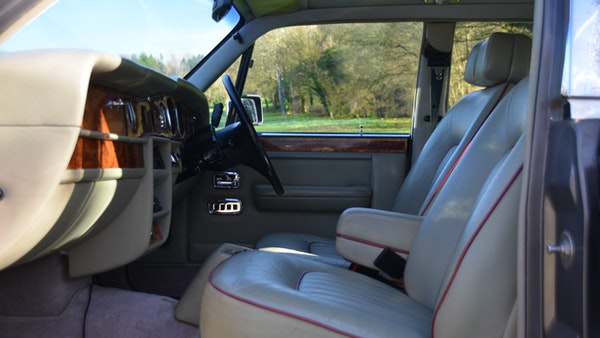 1986 Rolls-Royce Silver Spirit For Sale (picture 19 of 121)