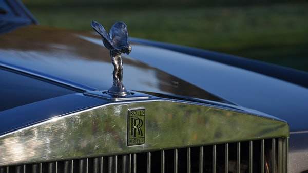 1986 Rolls-Royce Silver Spirit For Sale (picture 55 of 121)