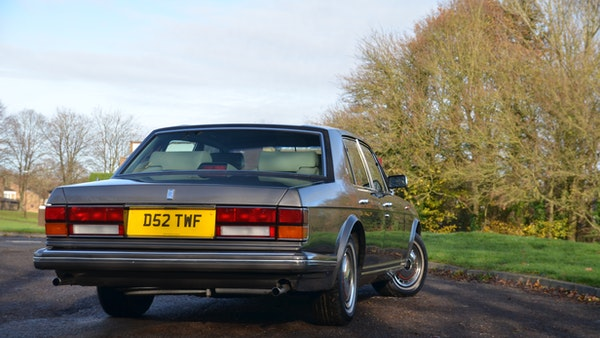 1986 Rolls-Royce Silver Spirit For Sale (picture 10 of 121)