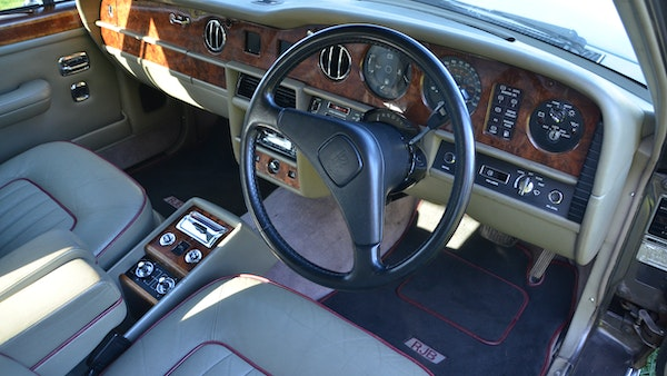 1986 Rolls-Royce Silver Spirit For Sale (picture 20 of 121)