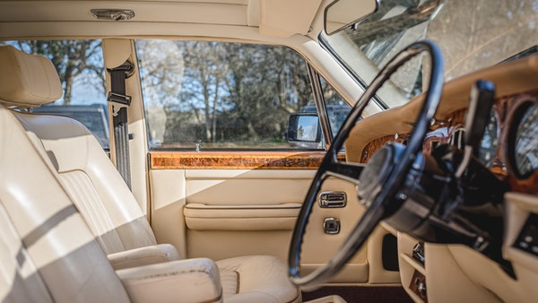 NO RESERVE! - 1988 Rolls Royce Silver Spirit For Sale (picture 19 of 95)