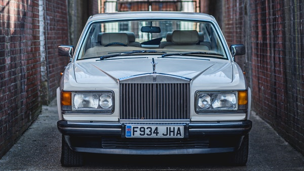 NO RESERVE! - 1988 Rolls Royce Silver Spirit For Sale (picture 7 of 95)