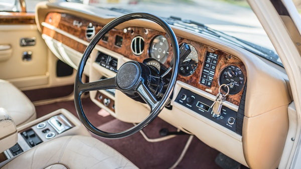 NO RESERVE! - 1988 Rolls Royce Silver Spirit For Sale (picture 15 of 95)